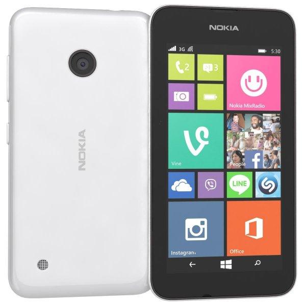 [One-Telekom] Lumia 530 Single-SIM in weiß für 58€ *** [Ebay] Dual-SIM in weiß für 65€ *** [Ebay] Huawei Ascend W1 für 80€