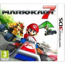 Mario Kart 7 (Nintendo 3DS) (Download) zum bisherigen Bestpreis von 17,92€ @CDKeys