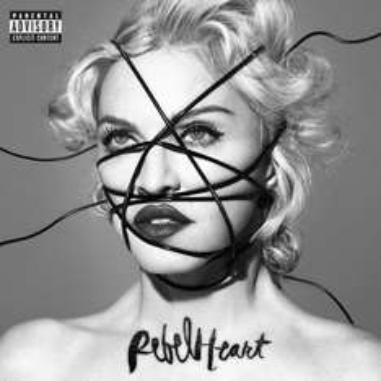 [7Digital] Highlight der Woche: Madonna - Rebel Heart - 14 Tracks - VÖ 06.03.2015 - 320kbps MP3 + 320kbps M4A
