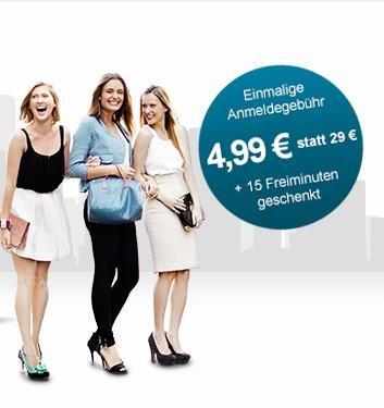 DriveNow Weltfrauentag Aktion: Nur 4,99€ Anmeldegebühr inkl. 15 Freiminuten + Qipu Cashback 4,50€