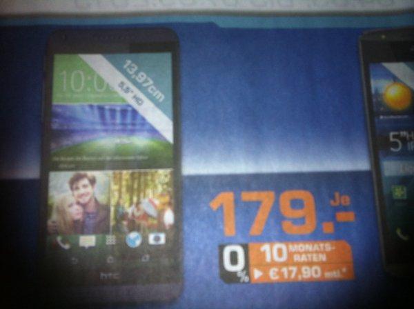 "HTC Desire 816 G Blue 1,7 GHz OctaCore 5,5"" Dual-SIM (Saturn Saarbrücken)"