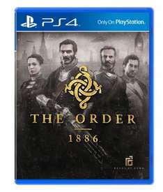 "PlayStation 4 ""The Order 1886"""