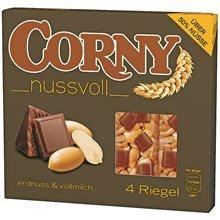 [Rossmann] Corny Nussvoll Müsliriegel (4x 24g) im Abverkauf (Green Label)