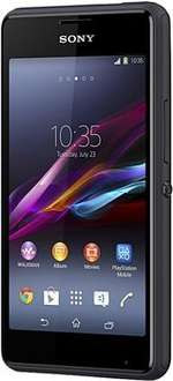 [Saturn.de] Sony Xperia E1 in schwarz  für 61€ incl.Versand!