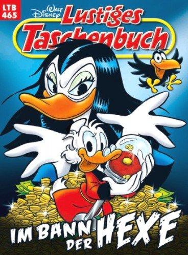 Halbjahresabonnement des Lustigen Taschenbuchs für 17,20€ + 10€ in Form von Paybackpunkten oder 15€ Gutschein