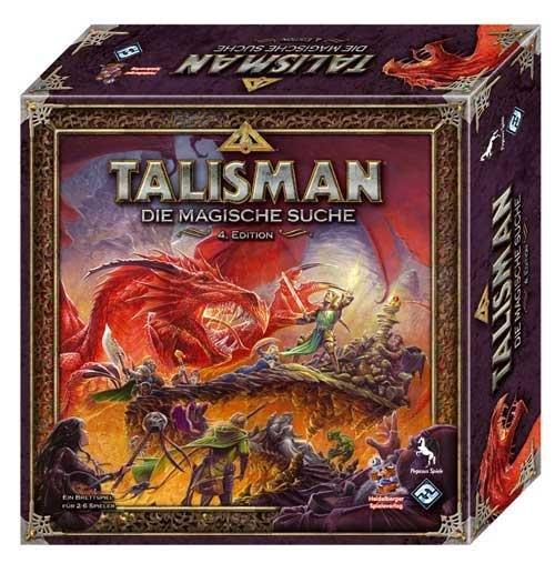 [Brettspiel] Talisman: Magische Suche