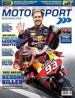 Motorsport Magazin - 1 Ausgabe kostenlos