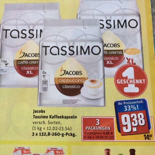 Tassimo 3 für 2