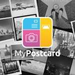 1 Postkarte kostenlos bei MyPostcard [Android]