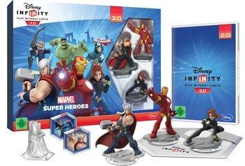 Disney Infinity 2.0: Marvel Super Heroes Starter-Set (PS4) für nur 27,99 EUR