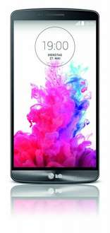 LG G3 32GB Android Smartphone ab 324,80€ [Amazon WHD]