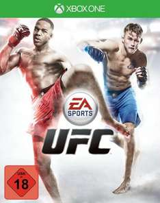 [real,- LOKAL Huerth] Xbox One EA Sports UFC USK 18