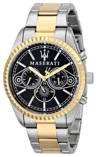 [Valmano] Maserati Competizione R8853100008 Herren Edelstahluhr für 116,10€ incl.Versand!