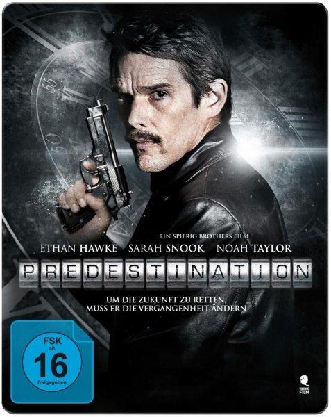 Predestination [Blu-ray] - Steelbook (Müller exklusiv) @ Müller Sonntags Knüller