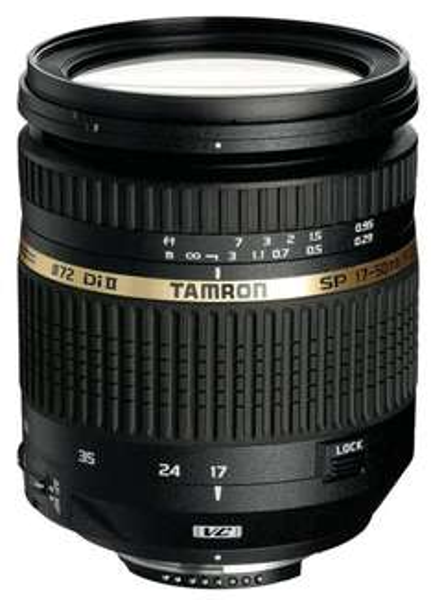 Tamron SP AF 17-50mm 2,8 Di II VC für Canon @Amazon [WHD Wie Neu] 28% unter Idealo