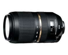 Tamron Objektiv SP AF 70-300mm 4.0-5.6 Di USD (Sony A-Mount) für 264,32 € @Amazon.it