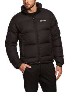 Berghaus Mens Akka Daunenjacke für 68,82 € @Amazon.co.uk