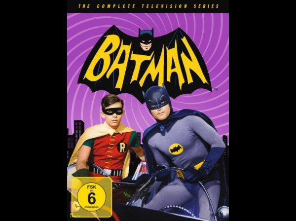 [Saturn] Batman komplett Serie auf DVD wieder da 25€