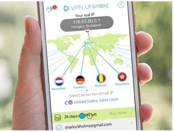 VPN Unlimited für 35€  statt 115€ lebenslang