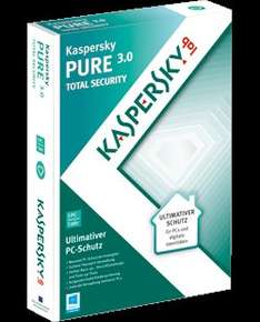Kaspersky Pure 3.0 Total Security bei Chip für 3 € (Vollversion, 1 Jahr)