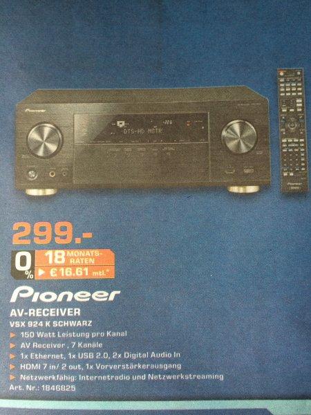 [Göttingen Saturn] Pioneer VSX-924-K zum Bestpreis