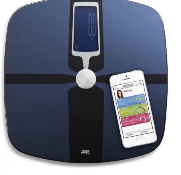 Smartwaage adeVital Analysis BA 1400 & BA 1401 @Amazon Prime (idealo 64,95)
