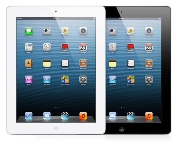 [MeinPaket] Apple iPad 4 WiFi mit Retina-Display 16GB in weiß / schwarz für 284€ [Demoware]