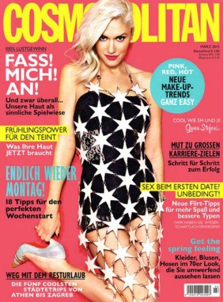 Cosmopolitan Jahresabo für 6€ + 15€ Gutschein von Amorelie