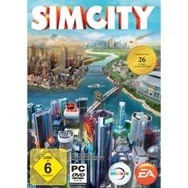 SimCity Key direkt bei Amazon