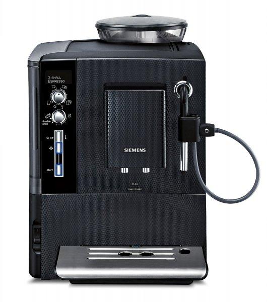 [WHD] Siemens TE503521DE Kaffee-Vollautomat EQ.5 edition 11  (1.7 l, 15 bar, externes Milchsystem, exklusive Wabenoptik)