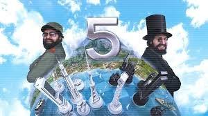 Tropico 5 Strategie Spiel (9,99 MAC APPStore)