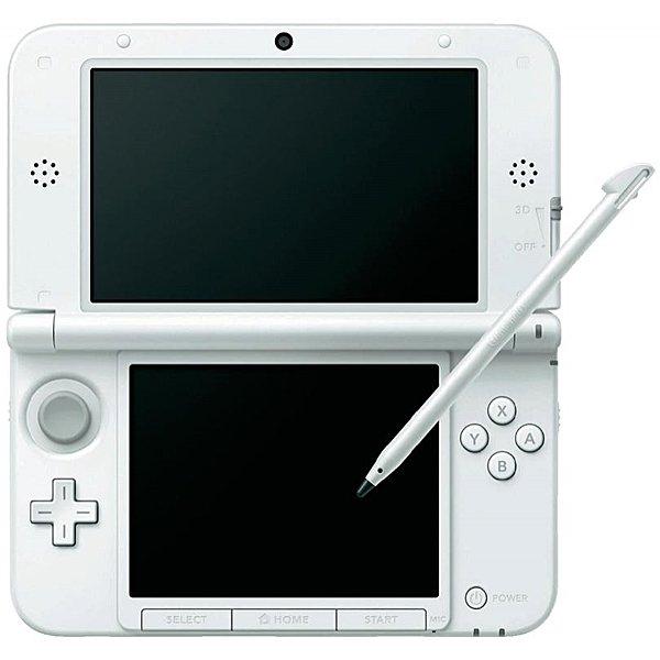 Nintendo 3DS XL in weiß (old 3DS) bei Notebooksbilliger für 125,99