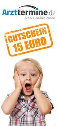 15 € Amazon Gutschein für einen Zahnarztbesuch