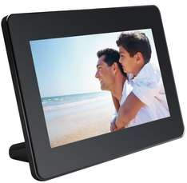 [3% Qipu] AgfaPhoto Digitaler Bilderrahmen 16,2 cm (7 Zoll) in schwarz für 24,95€ frei Haus @DC