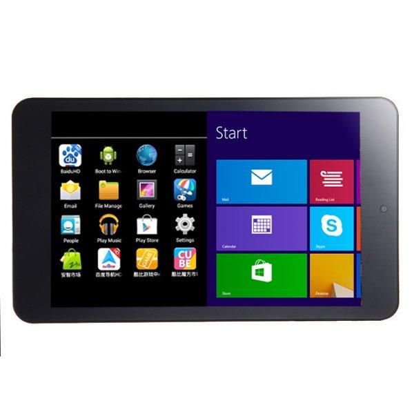 CUBE U67GT iWork 7 Z3735F 7 Zoll dual boot Tablet mit Intel Quadcore und HD Auflösung für 94,73€ (112,7 incl. Zoll) von Banggood