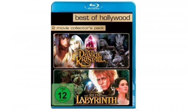 Der dunkle Kristall / Die Reise ins Labyrinth (Best Of Hollywood, 2 BD) Saturn Neu Isenburg für 11,99€