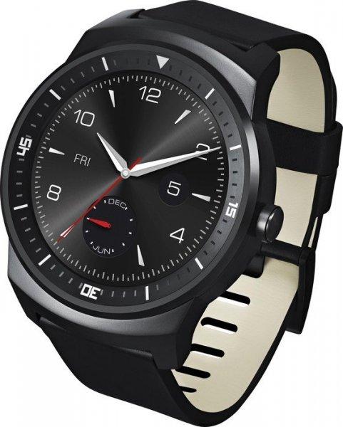 [Amazon Blitzangebot] LG G Watch R Smartwatch für 184,90 € um 15 Uhr
