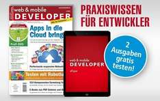 2x web & mobile Developer & gratis eBook