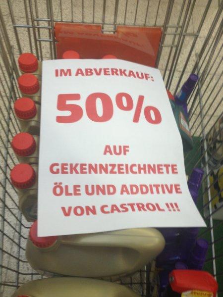 [LOKAL] Hagebau/BAUKING Neunkirchen/Siegerland - Castrol Edge teilweise 50% billiger