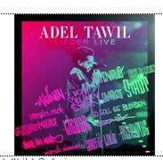 Adel Tawil - Lieder Live Doppel-CD für 7,99€ @ Saturn Online