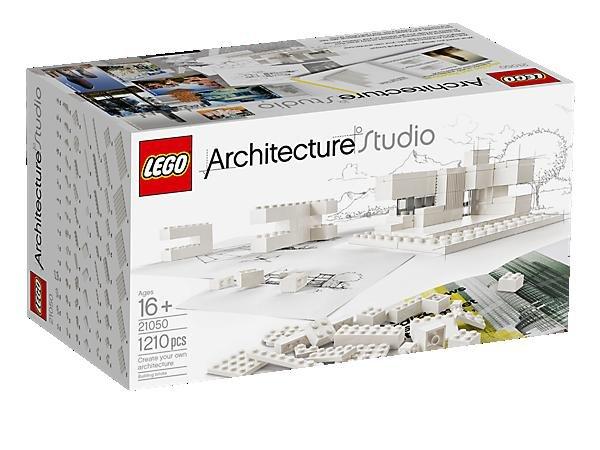 Lego 21050 - Architecture Studio, bei buecher.de für 112,99 €