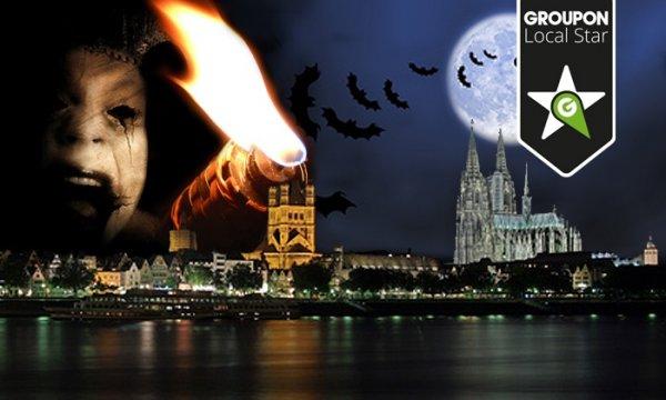 Köln : Nachtwächtertour - ab 9,50 pro Person € @ Groupon ( +Qipu möglich)