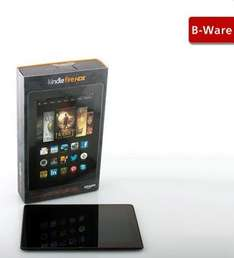 B-Ware: Kindle Fire HDX 8.9 Tablet WLAN + 4G LTE - 223,99€ - 19,72% unter Neupreis Idealo