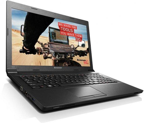 """Lenovo B590 (15,6"""" matt, i3-3110M - 2x 2.4GHz, 4GB RAM, 500GB HDD, Win 8.1) - 319€ @ Lenovo"""