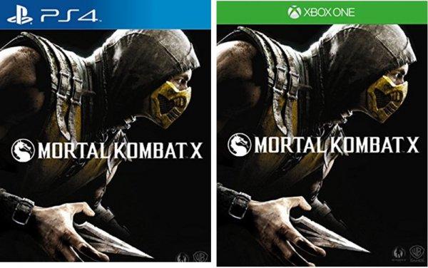 [Coolshop] Mortal Kombat X - PS4/XBOX One für 51,50 EUR inkl. Versand vorbestellen - PS3/360 für 39,95 EUR