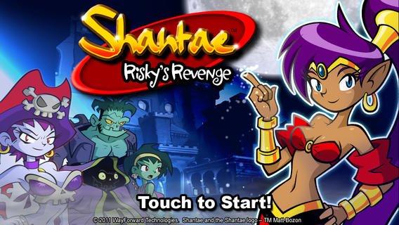 Shantae: Risky's Revenge (iOS) Kostenlos ab Morgen