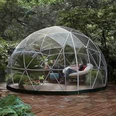 Garteniglu Garden Igloo Pavillon Gewächshaus, 539,10 EUR @ found4you