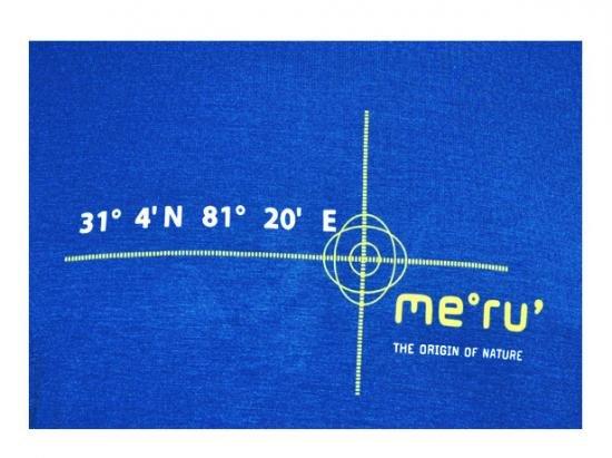 meru me´ru´ Shirt Blau L Herrenshirt Sport Herren T-shirt Grün  Ebay