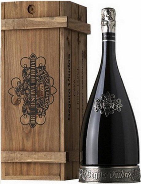 vinos.de 20€ Gutschein ab 59€ MBW z.B. Segura Viudas Barroca Magnum für 39,90€