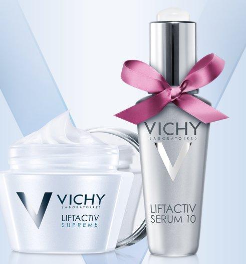 [Gratis testen] VICHY Liftactiv Supreme Creme KAUFEN + VICHY Serum 10 GRATIS dazu